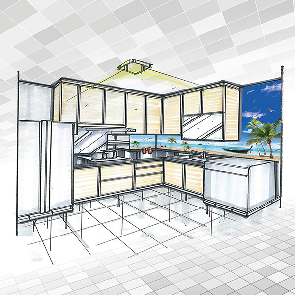 FayansArt Kitchen Designs