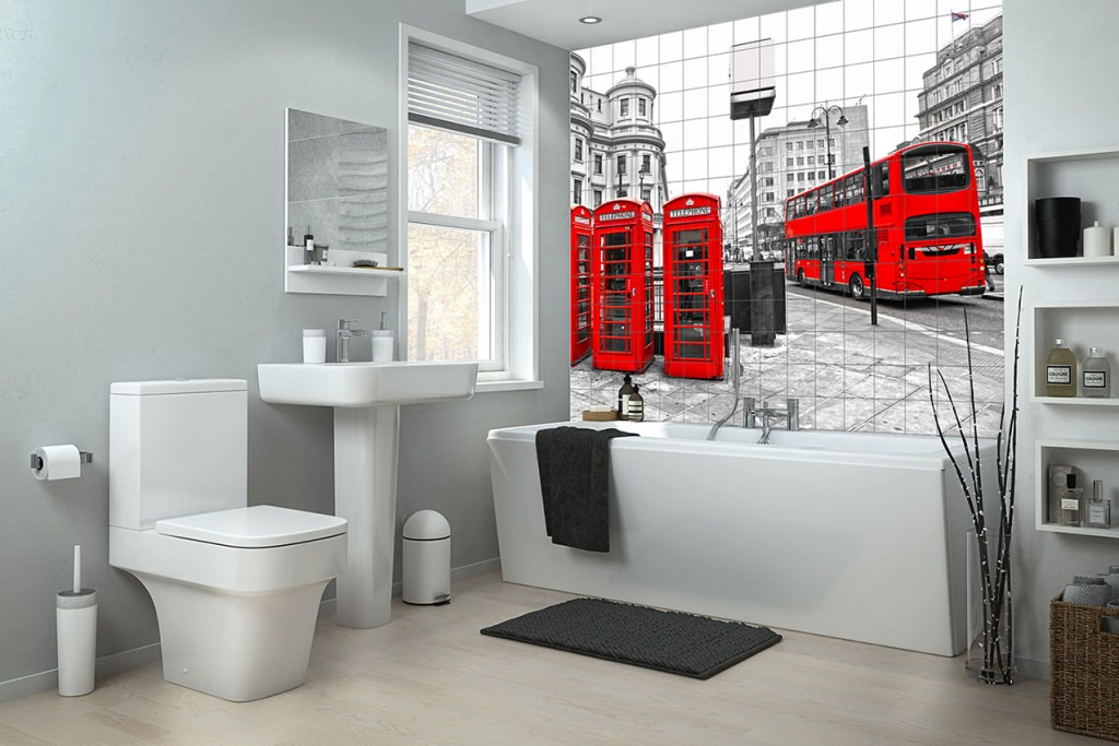 Picture Bathroom Tiles
