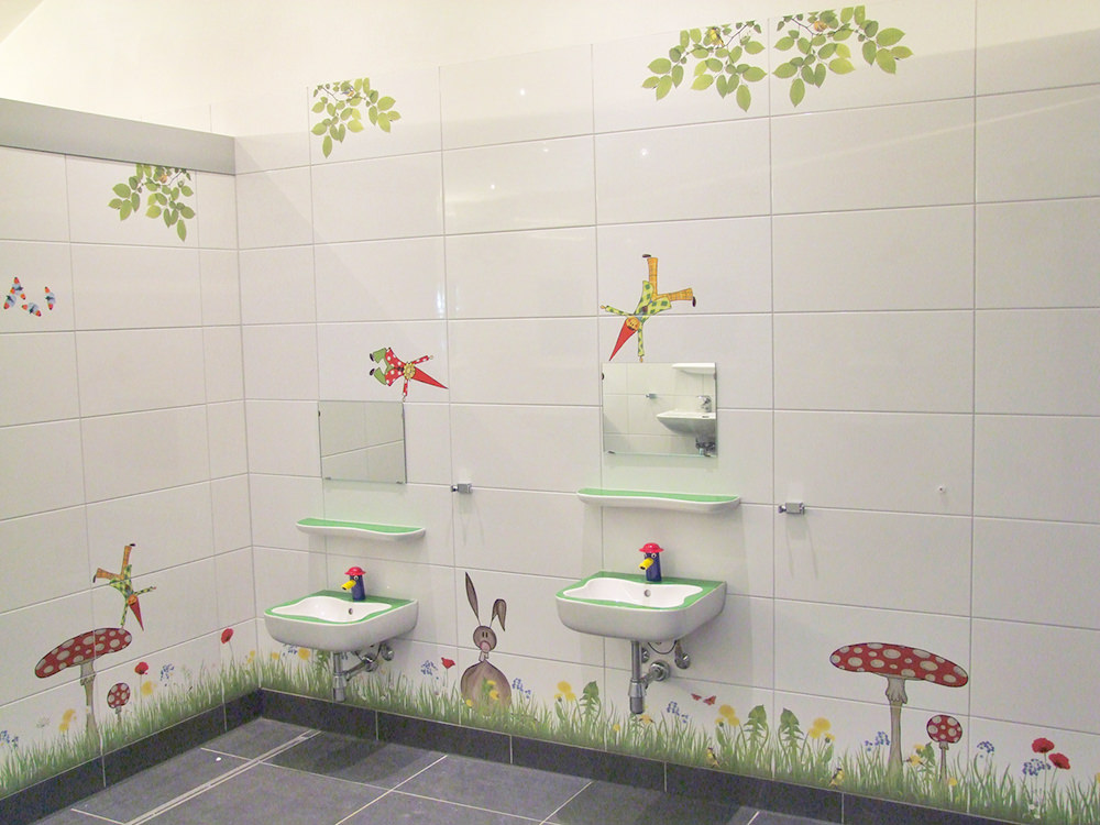 Nursery School Tiles