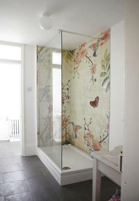 Printed Shower Tiles