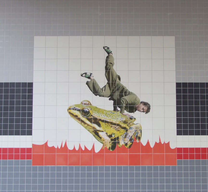 Freedom with Printed Tile