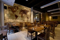 Restoranlar için kişiye özel dijital baskılı dilediğiniz görseli fayansa aktararak mükemmel dekoratif restoranlar yaratabilirsiniz.