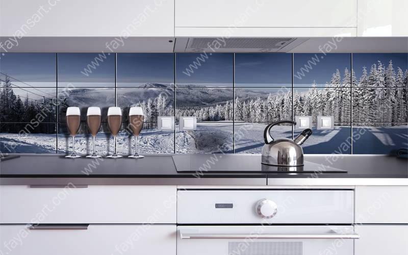 Kitchen Tiles Models custom printed kitchen tile models