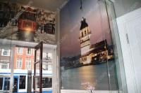 İstanbul'dan kopamayanlar için baskılı kız kulesi fayans modelleri ile istediğiniz görselleri fayansa aktarabilirsiniz.