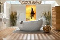 resimli banyo fayans modelleri
