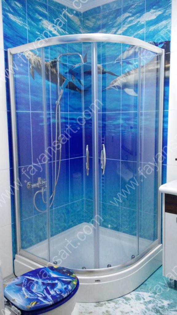 Ocean Concept Bathroom Tiles